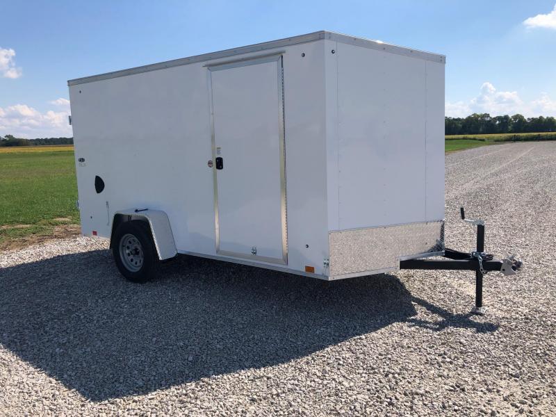 2022 Look Trailers 6 X 12' ST Cargo DLX Enclosed Cargo Trailer