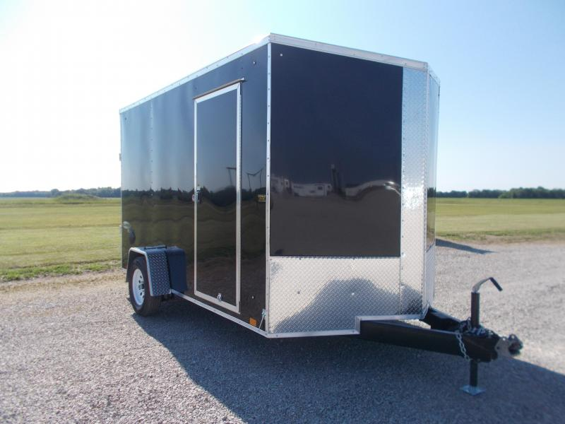 2022 Look Trailers Element SE 7 X 12' Cargo FT SA BP Enclosed Cargo Trailer