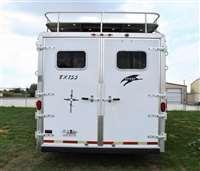 2004 Exiss Trailers XT314 w/ 13' LQ Horse Trailer