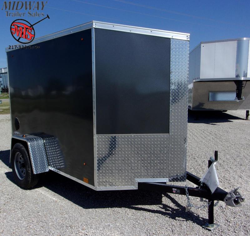 2021 Look Trailers Element SE 5 X 8' SA BP Enclosed Cargo Trailer