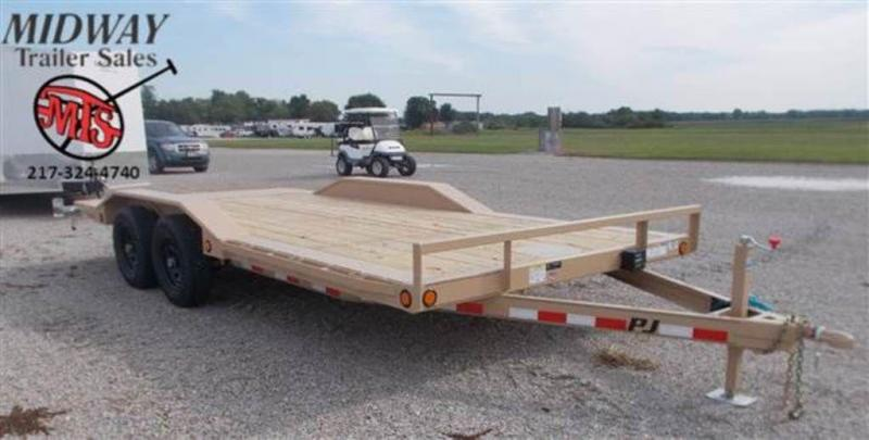 "2020 PJ Trailers 102"" x 18' 5"" Channel Buggy Hauler"