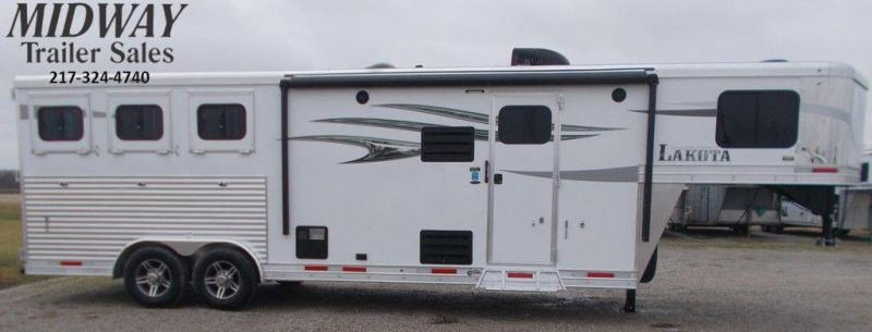 2020 Lakota Charger C839 3H w/ 9' SW LQ