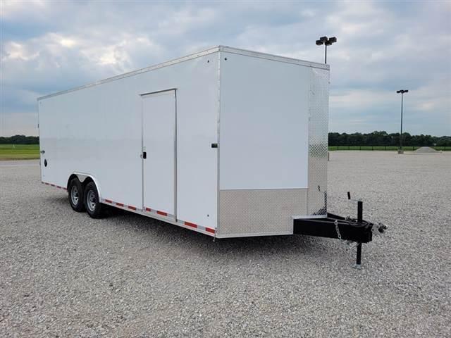 2022 Look Trailers ELEMENT SE 8.5 X 24' TA BP Enclosed Cargo Trailer