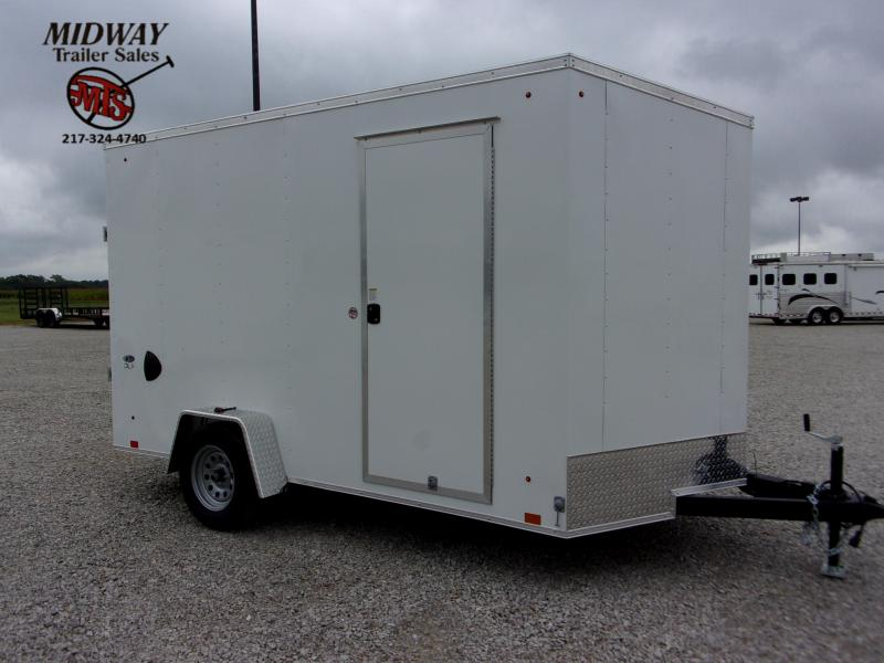 2021 Look Trailers ST Deluxe Enclosed Cargo Trailer