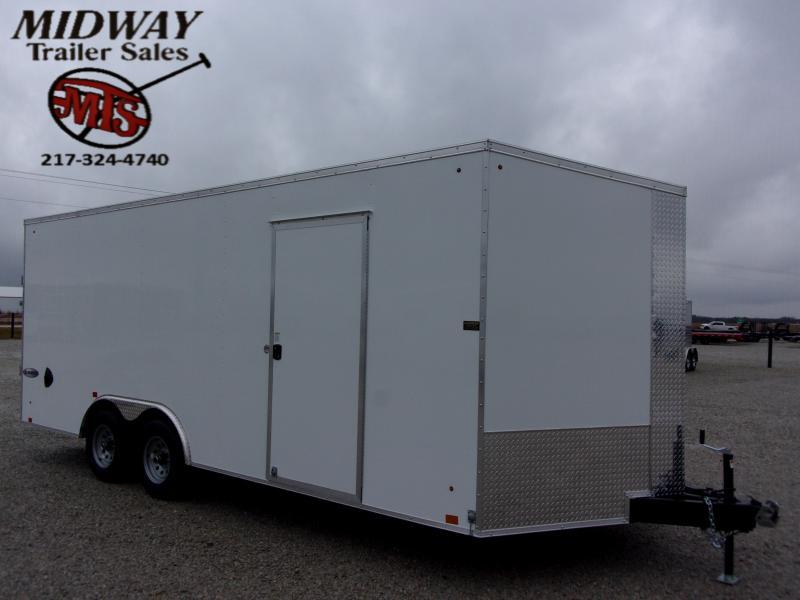 2021 Look Trailers Element SE 8.5 X 20' TA BP Enclosed Cargo Trailer
