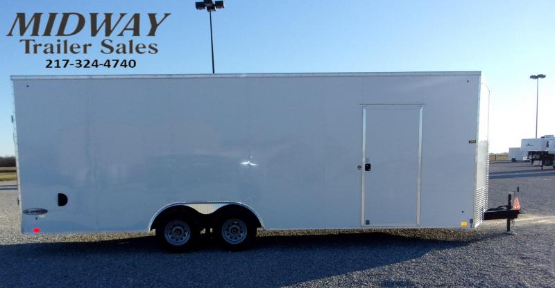 2021 Look Trailers Element Flt Top SE 8.5 X 24' TA BP Enclosed Cargo Trailer