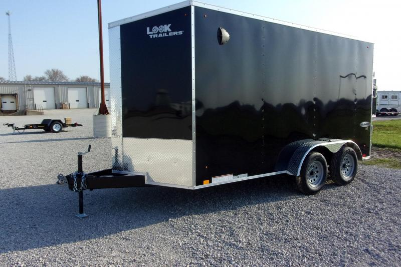 2021 Look Trailers Element SE 8.5 X 24' TA BP Enclosed Cargo Trailer