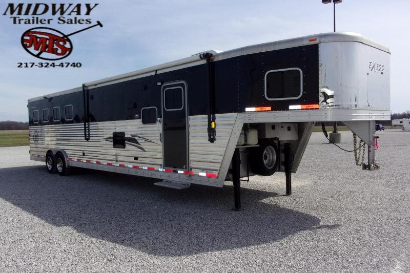 2012 Exiss Trailers 8416 Horse Trailer