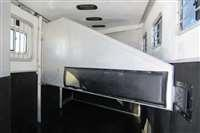 2003 Exiss Trailers XT300 3H W/3' SW Weekender Horse Trailer