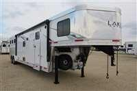 2021 Lakota Colt AC8315 3H/15' SW Living Quarters & Slide Enclosed Cargo Trailer