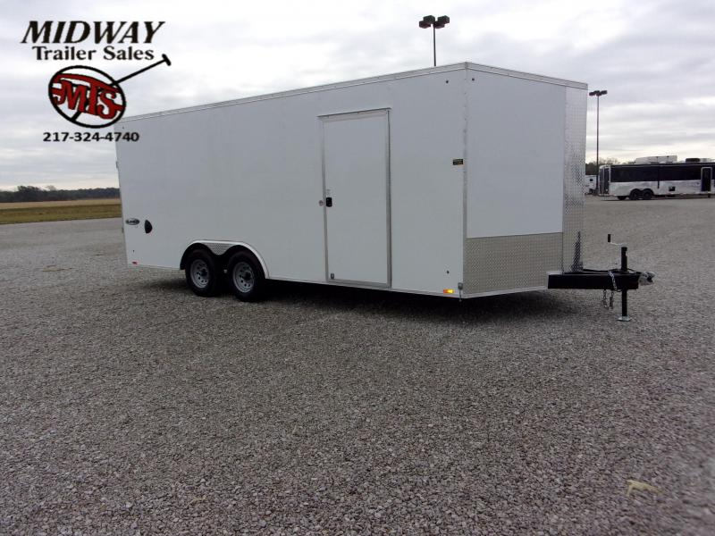 2021 Look Trailers 8.5 X 20 Element SE Enclosed Cargo Trailer