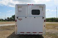1999 Hart Trailers Stallion Coach 4H w/10'SW LQ Horse Trailer