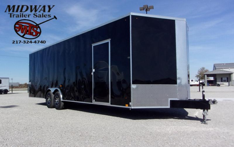 2021 Look Trailers Element SE 8.5 X 28' TA BP Enclosed Cargo Trailer