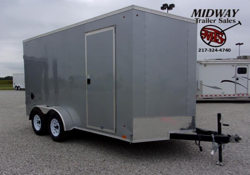 2021 Titan Trailers ST Cargo Deluxe Enclosed Cargo Trailer