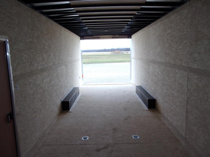 2021 Look Trailers Element SE 8.5 X 28' TA BP Enclosed Cargo Trailer
