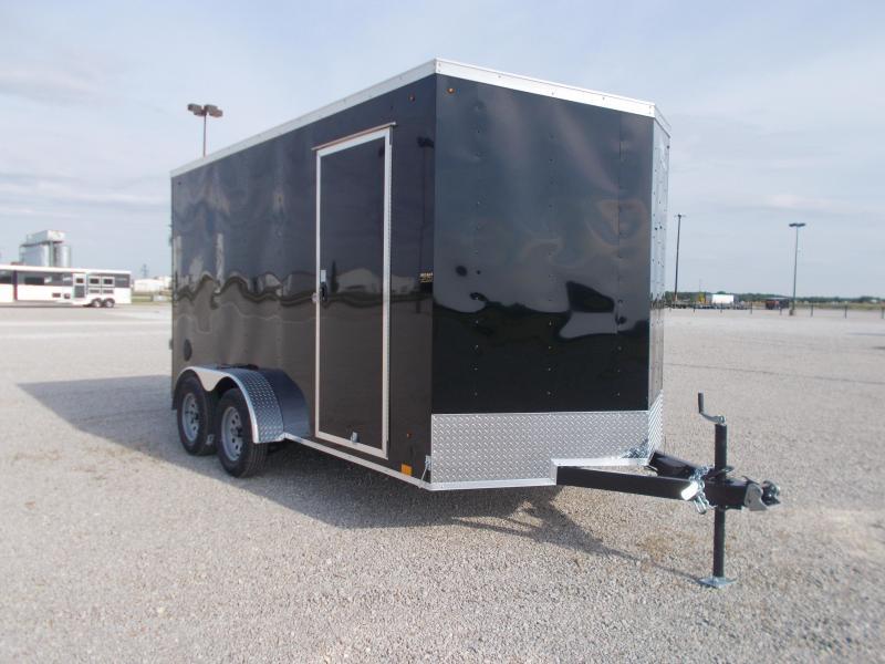 2021 Look Trailers ST Cargo DLX 7' X 14' TA BP Enclosed Cargo Trailer