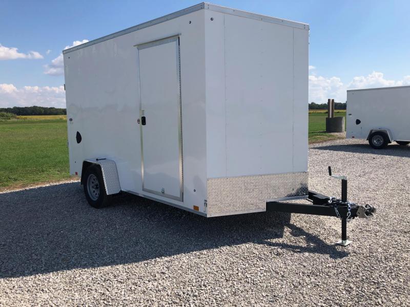 2022 Look Trailers 7 X 12' ST Cargo DLX Enclosed Cargo Trailer