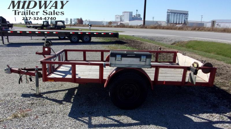 1998 Other 10' Utility Utility Trailer
