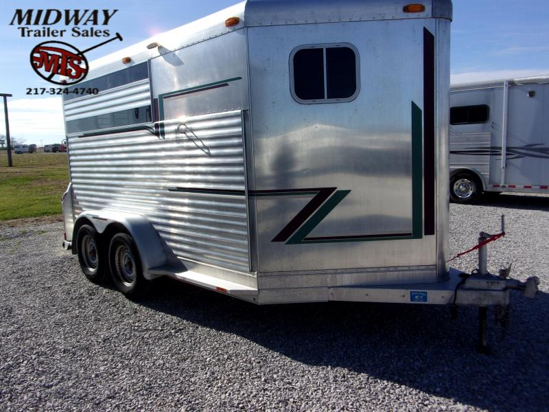 2000 4-Star Trailers 2H BP Horse Trailer