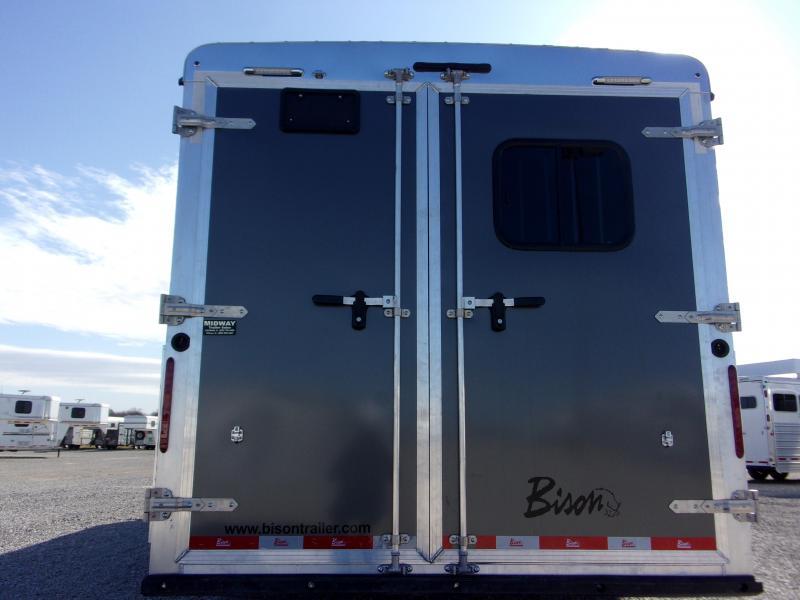 2021 Bison Trailers Desperado 8311 Horse Trailer