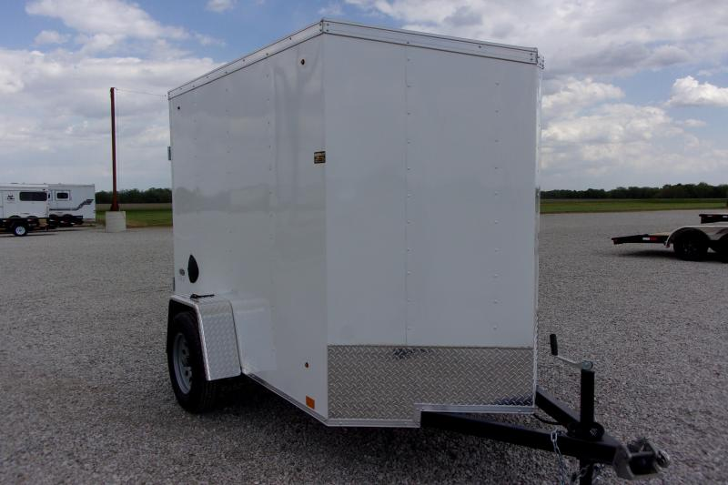 2022 Look Trailers 5 X 8 ST Cargo DLX SA BP Other Equipment