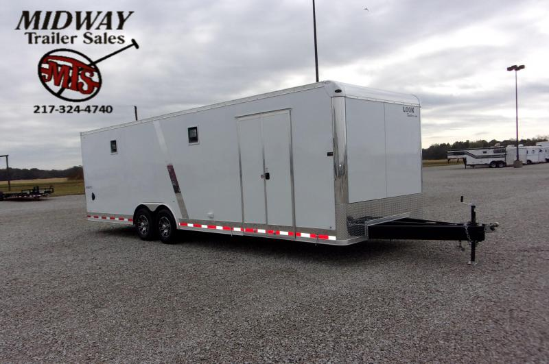 2021 Look Trailers 8.5 X 28' Ignite Enclosed Cargo Trailer