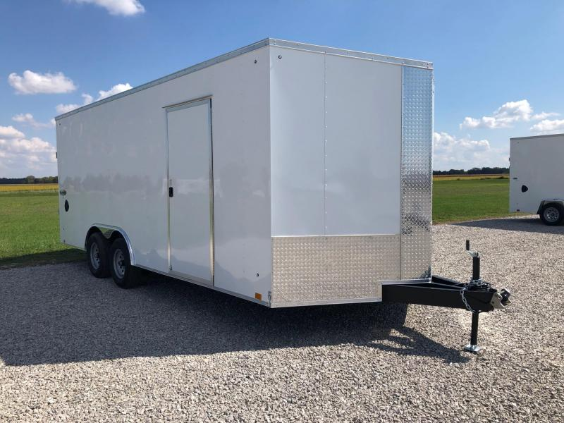 2022 Look Trailers 8.5' X 20' Element Auto SE TA Enclosed Cargo Trailer