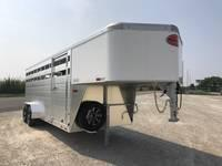 2021 Sundowner Trailers Rancher 20 GN Livestock Trailer