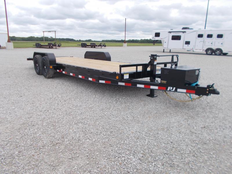 2022 PJ Trailers 82X 22' Full Powered Tilt TA BP Other Equipment
