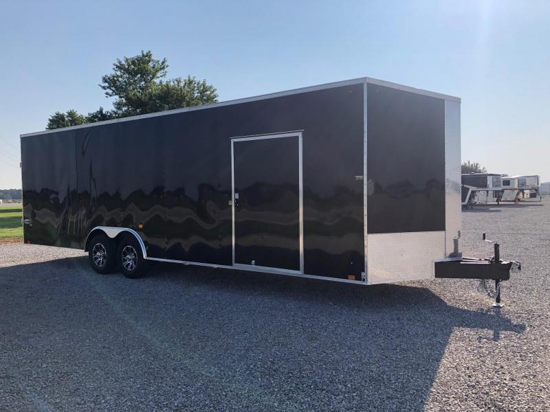 2022 Look Trailers 8.5' X 28' Element SE TA BP Enclosed Cargo Trailer