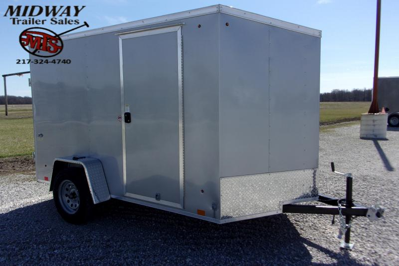 2020 Look Trailers 6 X 10' ST DLX SA BP Enclosed Cargo Trailer
