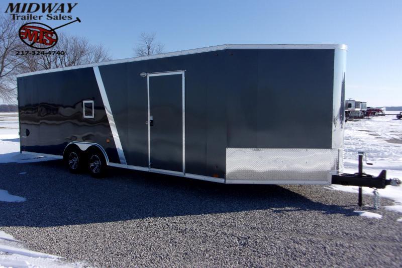 2022 Look Trailers Vision PureSport 8.5 X 29' TA BP Enclosed Cargo Trailer