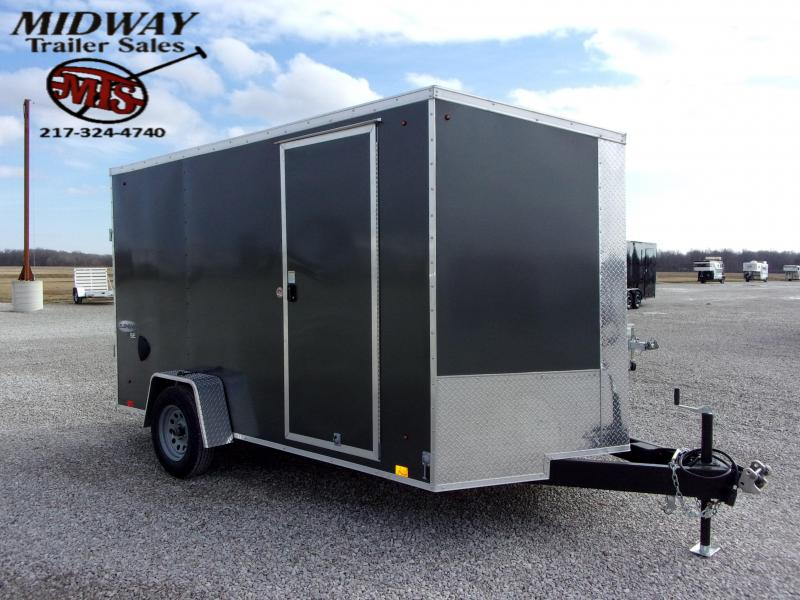2022 Look Trailers Element SE 7 X 12' SA BP Enclosed Cargo Trailer