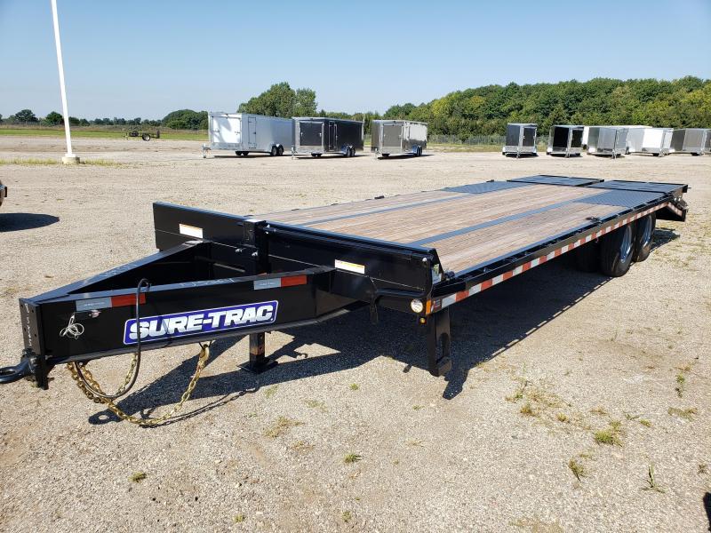 2021 Sure-Trac 8.5x25lp Equipment Trailer