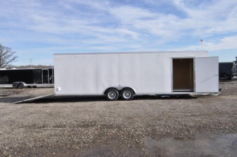 2019 Haul-It 8.5 x 28 Enclosed Car Trailer For Sale