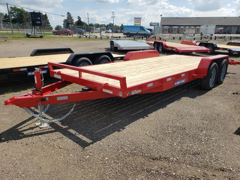 2021 Sure-Trac 7x20 Car / Racing Trailer For Sale.