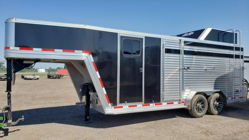 2017 Frontier Frontier Livestock/Combo Series trailer for sale Michigan.