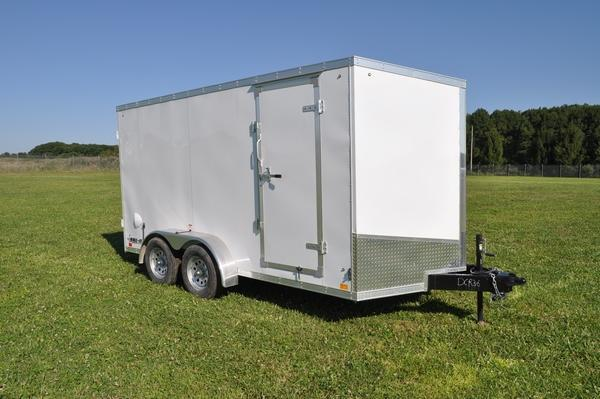 2020 Haul-it 7 x 14 Enclosed Cargo Trailer W/Barn Doors for Sale