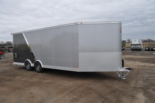 2020 inTech Trailers 8.5 x 20 + 5 Combo Car / Racing Trailer For Sale