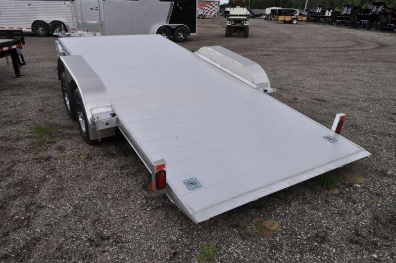 2017 Mission All Aluminum 18' Tilt Car Trailer for Sale