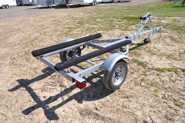 2021 Genesis Single Place Galvanized Watercraft Trailer For Sale