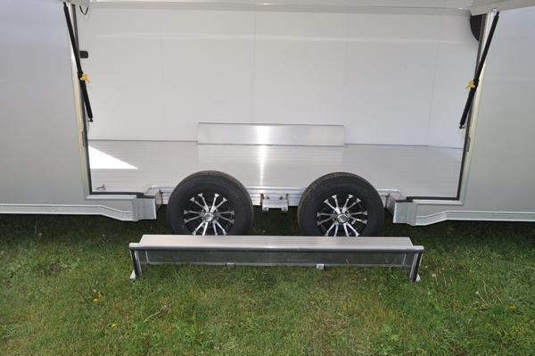2021 inTech Trailers All Aluminum 8 5 x 28 Enclosed Car Racing Trailer For Sale