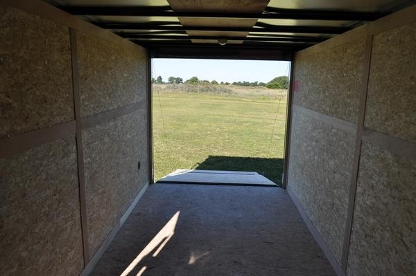 2021 Stealth Trailers 7 x 16 Wedge Nose 10K Enclosed Cargo Trailer For Sale