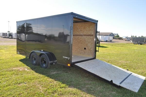 2021 Stealth Trailers 7 x 16 H.D. 10K Enclosed Cargo Trailer For Sale