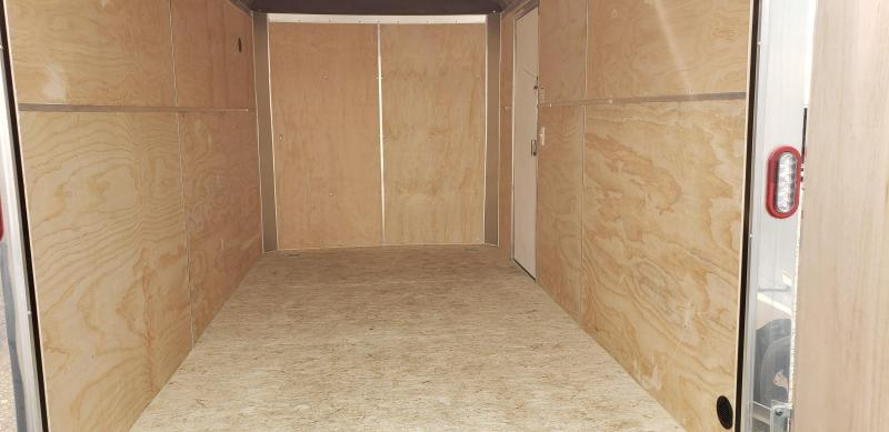 2019 Sure-Trac 7x14 Enclosed Cargo Trailer For Sale Enclosed Cargo Trailer