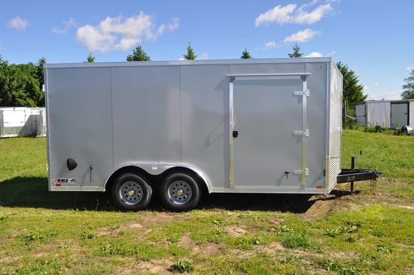 2021 Haul-it Heavy Duty 8.5 x 16 Enclosed 10K Cargo Trailer For Sale