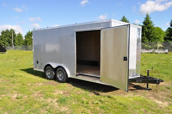 2021 Haul-it Heavy Duty 8.5 x 16 Enclosed 10K Cargo Trailer For Sale