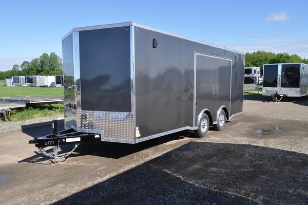 2020 Haul-it 8.5 x 20 Enclosed Car / Racing Trailer W/Full Escape Door For Sale