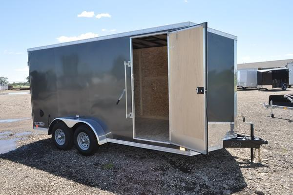 2021 Haul-it 7 x 16 Heavy Duty 10K Gross Enclosed Cargo Trailer For Sale