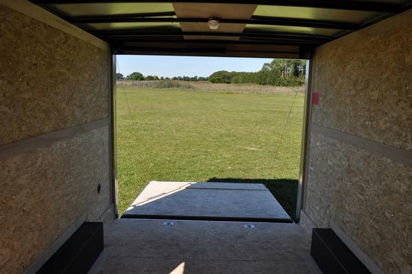 2021 Stealth Trailers 8.5 x 16 H.D. Construction Enclosed Cargo Trailer For Sale